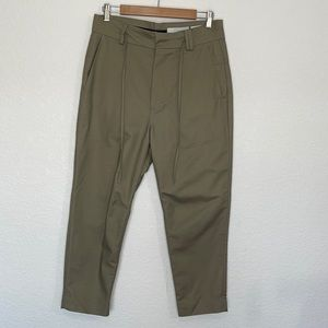 ch.  chapter pants button fly drawstring waist 30